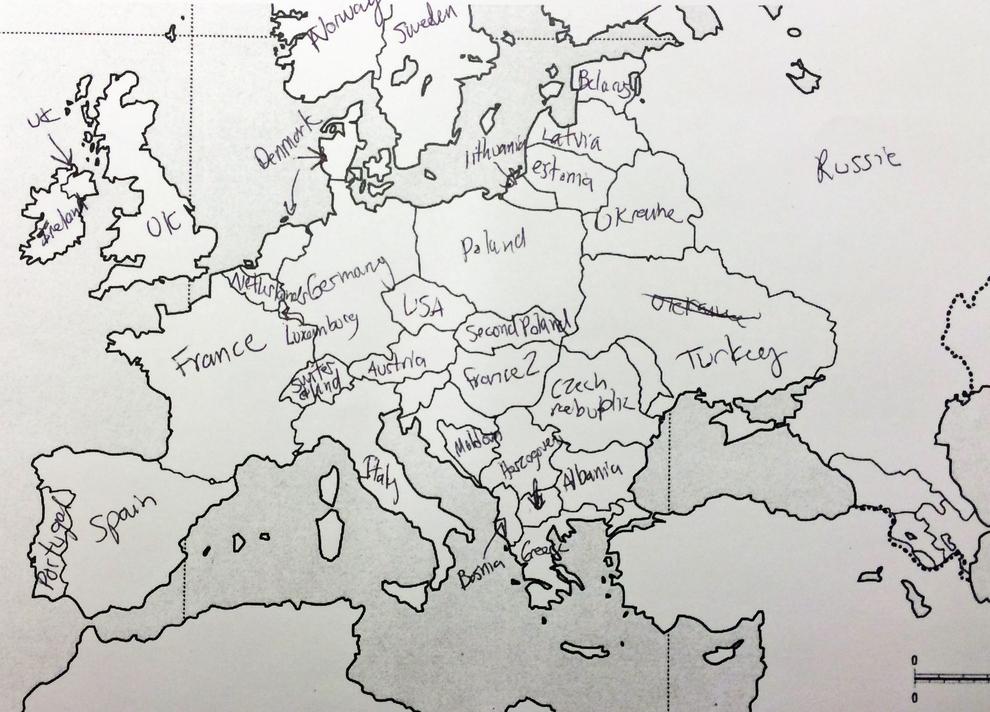 Polska Lezy W Niemczech I Ma Kolonie Czyli Amerykanie Rysuja Europe