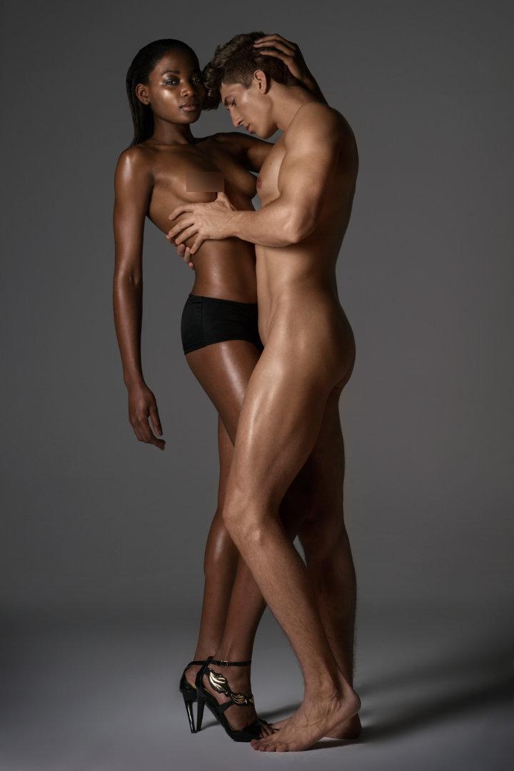 naprawdę gorące czarne lesbijki